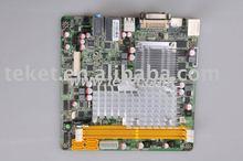 Atom D525 Mini-ATX Motherboard D525JW with Nivida GT218 12VDC for