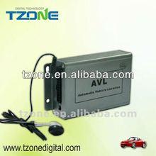 Tzone Car Alarm system GPS vehicle tracker AVL-05 with Tremble alarm, Parking alarm, SOS alarm,Band 850/900/1800/1900 HZ