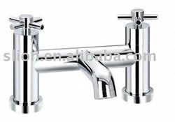 Deck mounted bath filler,basin faucet mixer