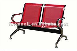 2 seat airport chair,salon waiting room furniture