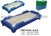 Plastic Children School Bed