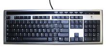 OEM Slim Computer Keyboard (104 Key ) -TJ 7583