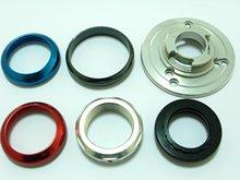 Personnalisé en aluminium usinage cnc tour à pièces