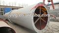 Venta caliente de la buena calidad yufeng tira de la marca horno rotatorio