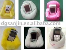 soft cushion holder for mobile phone