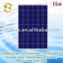 235w Solar Panel Glass Polycrystalline