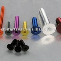Alloy Countersunk Bolts