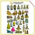 Buda resina para el hogar y decoración de la oficina