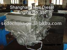 TBD616V12 Used marine engine