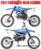 Chinese high performance TTR Lifan125cc gas powered dirt bike pit bike cheap motorcycle