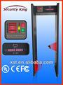 Walk through metal detector fabricante ( XST-A )