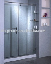Nice quality pivot shower door