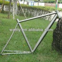 Chinese bicycle framesTitanium Cyclocross bike frame part-WTJ10-480