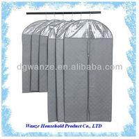 Cheap Nonwoven/PVC Garment Bag