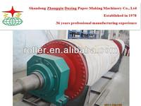rubber roll paper making machine