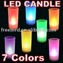 Electronic Flameless Led Candle