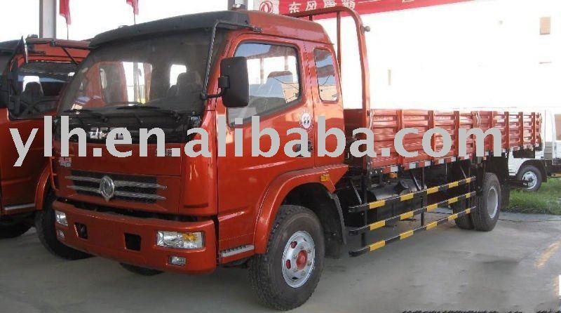 دونغفنغ شاحنة شاحنة النقل 10 حمولة طن
