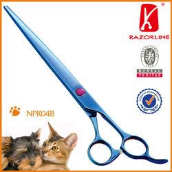 NPK04B SUS440C Pet's Grooming Shear dog product scissor