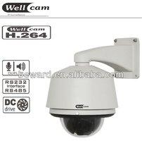Pan Tilt wifi Viewerframe Mode IP Camera