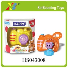 Promotion Items Plastic Baby Click Camera Toys