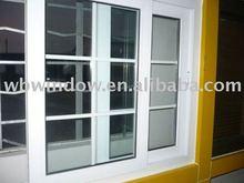 pvc sliding glass window,upvc sliding window,pvc window