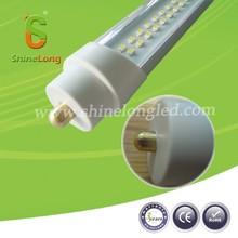 Hot selling TUV VDE UL cUL DLC ETL approved 18W Oval LED Tube Light T8(1200*30mm)