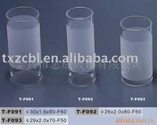 Anti - déflagrant verre tube pour éclairage