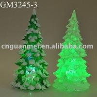 christmas tree with LED light