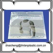decorative aluminum foil ziplock bag for underware packing