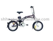 electric folding bicycle TDR02Z EN15194