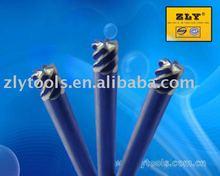 Short flute 6 flutes carbide end mill