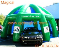 Wonderful Inflatable Car Parking Tent with Shade Cover