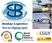 Air freight from Guangzhou to Milan/Milano--Dennis