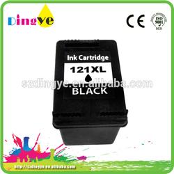 print ink cartridge for hp 121 ink cartridge remanufactured for Deskjet D2563
