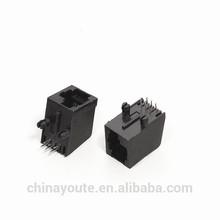 6P6C RJ11 PCB Jack connector