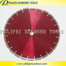 Diamond Cutting Concrete Saw Blade For Concrete Road Cutting