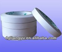 Double side textile tape/Low-poisonous sticky double tape/Embroidery double side adhesive tape