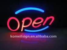 led open sign,neon sign