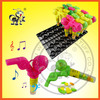 2014 New Product World Cup Whistle Playing Football Camera Toy With Sweet Compress Candy