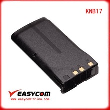 KNB17 for TK280/380/480/290/385 with 1200/1800 mah Ni-mh rechargeable battery pack