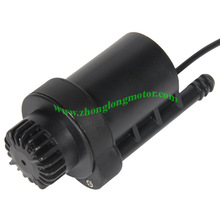 China zhonglong car shower pump