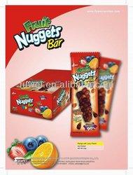 28g fruit nuggets bar