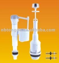 toilet tank flush mechanism