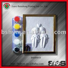 BSH 3D paper drawing art