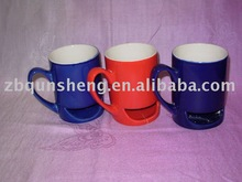 decal,various colors,ceramic biscuit mug