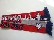 sport jacquard scarf