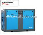 100HP screw type air compressor (food industry)
