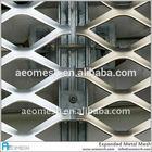 Decorative Aluminum Expanded Metal Mesh Panels RP