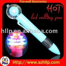 led sparking pen