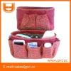 Fashionable handbags purse tote bag organizer
